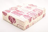 "Подарочная коробка ""Wine Labels"" (16,5х20х5 см)"