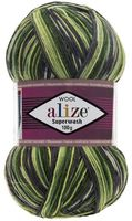 ALIZE. Superwash 100 №2696 (100 г; 420 м)