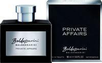"""Туалетная вода для мужчин Boss Baldessarini """"Private Affairs"""" (90 мл)"""