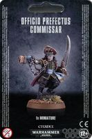 Warhammer 40.000. Astra Militarum. Officio Prefectus Commissar (47-20)
