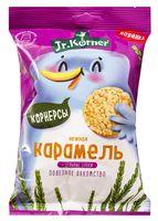 """Мини-хлебцы """"Jr. Korner. Со вкусом карамели"""" (30 г)"""