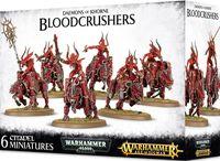 Warhammer Age of Sigmar. Blades of Khorne. Bloodcrushers (97-15)