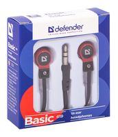 Наушники Defender Basic 619