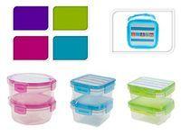 Набор контейнеров для продуктов (2 шт.)