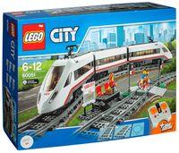 """LEGO City """"Скоростной пассажирский поезд"""""""