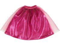 """Одежда для куклы """"Барби. Малиновая юбка"""""""