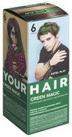 "Краска для волос ""Estel Play"" (тон: 6, green magic)"