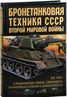Бронетанковая техника СССР Второй мировой войны