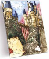 """Открытка """"Гарри Поттер. Хогвартс"""" (арт. 0228)"""