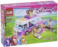 """Конструктор """"Cherry. Пикник"""" (319 деталей)"""
