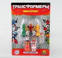 """Робот-трансформер """"Мастербот. 6 в 1"""""""