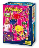 """Конструктор """"Marbulous"""" (78 деталей)"""