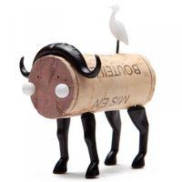 """Декор для винной пробки """"Animals"""" (буйвол)"""