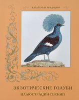 Экзотические голуби