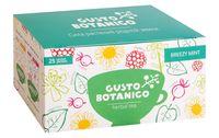 "Фиточай ""Gusto Botanico. Breezy Mint"" (25 пакетиков)"