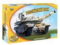 Российский танк (мини-модель)
