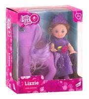 """Кукла """"Лиза - маленькая принцесса"""""""