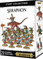 Warhammer Age of Sigmar. Seraphon. Start Collecting (70-88)