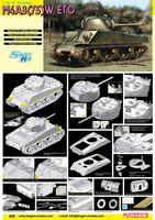 """Средний танк """"M4A3 75W ETO"""" (масштаб: 1/35)"""