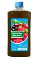 """Удобрение органо-минеральное """"Плодово-ягодное"""" (500 мл)"""
