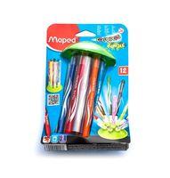 "Фломастеры ""Color Peps Jungle Innovation"" (12 цветов)"