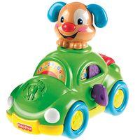 """Музыкальная игрушка """"Машина умного щенка"""""""