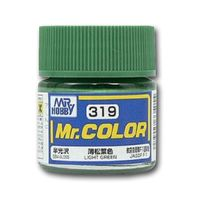 Краска Mr. Color (light green, C319)