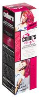 """Оттеночный блеск-бальзам для волос """"Hot colors"""" (тон: огненное фламенко; 90 г)"""