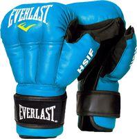 Перчатки для рукопашного боя (12 унций; L; синие; арт. RF3212)