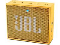 Беспроводная колонка JBL GO YEL (жёлтая)