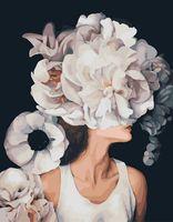 """Картина по номерам """"Мифология женской красоты. Нравственность"""" (400х500 мм)"""