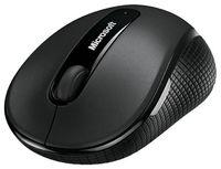 Беспроводная мышь Microsoft Mobile 4000 черный