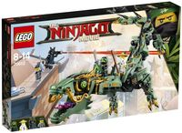 "LEGO The Ninjago Movie ""Механический Дракон Зеленого Ниндзя"""