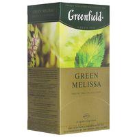 """Чай зеленый """"Greenfield. Green Melissa"""" (25 пакетиков)"""