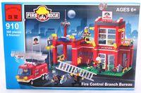 """Конструктор """"Fire Rescue. Пожарная станция с аксессуарами"""" (380 деталей)"""