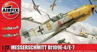 """Истребитель """"Messerchmitt Bf109E-4/E-7"""" (масштаб: 1/72)"""