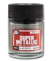 Краска Mr. Color Super Metallic (super iron, SM03)
