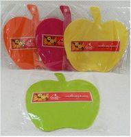 Доска разделочная пластмассовая (25,3*24,5*0,2 см, арт. HH2524PPS)
