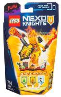 """LEGO Nexo Knights """"Флама - Абсолютная сила"""""""