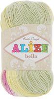 ALIZE. Bella Batik №4591 (50 г; 180 м)