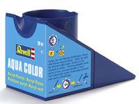 """Краска акриловая для моделей """"Aqua Color"""" (жёлтая; 18 мл)"""