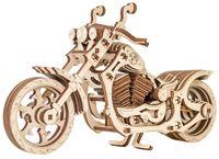 """Сборная деревянная модель """"Мотоцикл Cruiser"""" (масштаб: 1/11)"""