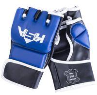 "Перчатки для MMA ""Wasp"" (S; синие)"