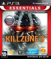Killzone 3 (Essentials) (PS3 Move)