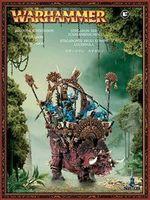 "Набор миниатюр ""Warhammer FB. Lizardmen Stegadon"" (88-09)"