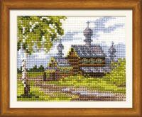 """Вышивка крестом """"Лето в деревне"""" (арт. 630)"""