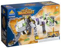 """Конструктор """"Warcraft"""" (133 детали; арт. 81031-2)"""