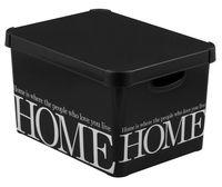 """Коробка для хранения """"Home"""" (39,5х29,5х25 см)"""