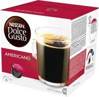 """Кофе капсульный """"Nescafe. Dolce Gusto. Americano"""" (16 шт.)"""