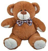 """Мягкая игрушка """"Мишка Марвин коричневый"""" (34 см)"""